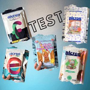 Zimna porcelana – test glinek Nicron